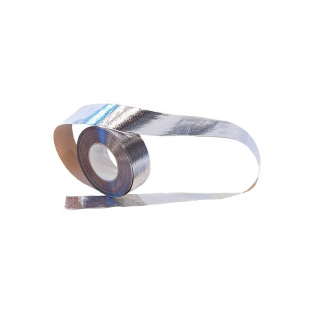 aluminium tape (gewapend) 50m x 75mm